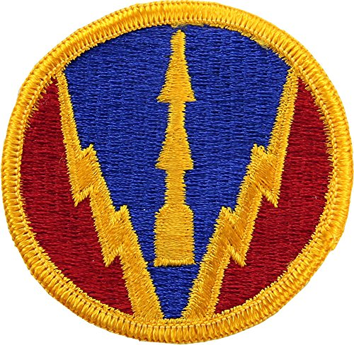 Air Defense Artillery Center / School Patch Full Color