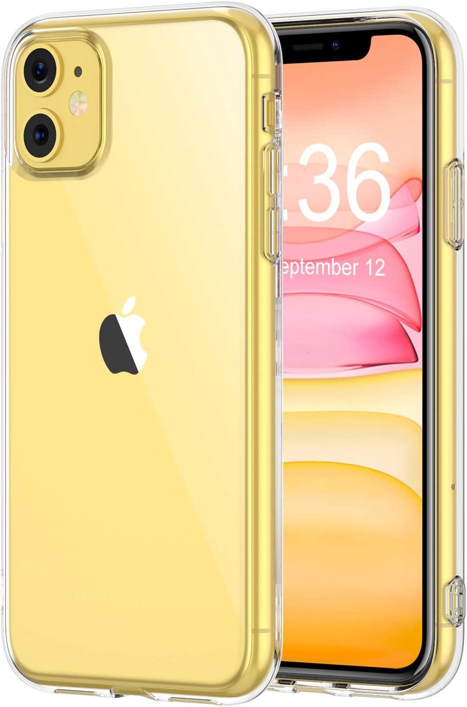 Coque Apple iPhone 11 Antichoc Miroir Ultra Mince Avec Flip Stand Protection Pour iPhone 11 (6.1