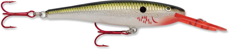 Amazon Com Rapala Minnow Rap 07 Fishing Lure Bleeding Hot Olive Size 2 75 Fishing Diving Lures Sports Outdoors