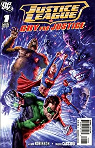 JLA Cry for justice tome1 par James Robinson