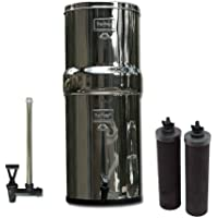 Royal Berkey with 2 Black filters and a