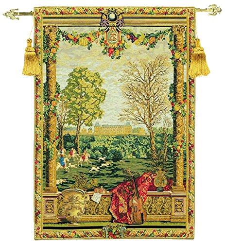 Corona Decor Fall Symphony European Tapestry Wall Hanging