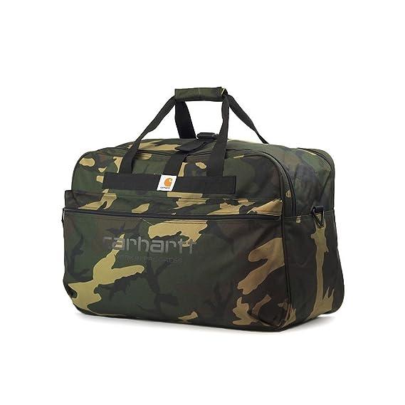 1cebfb4898ba3c CARHARTT Sport Bag Camo Laurel Duffel Bag 1006287-43 Gym Bag Carhartt Bags:  Amazon.co.uk: Clothing