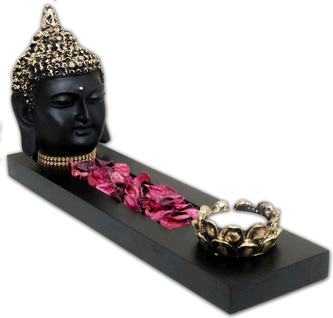 Buddha T-light Candle Holder - Unique Festival Gift
