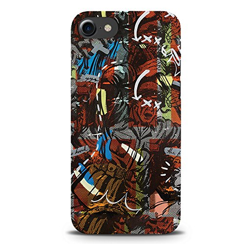 Koveru Back Cover Case for Apple iPhone 7 - Captain America