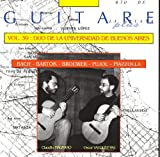 Classical Music : Bach Inventions 2 3 & 13 / French Suite No.1. Pujol Tiempe Del Hombre / Tango Milonga Y Final.
