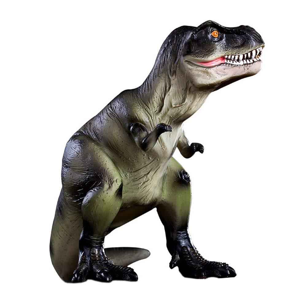 MASSJOY Resin Large Dinosaur Piggy Bank, Boy Birthday Present. by MASSJOY