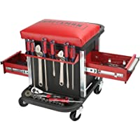 Deals on 2 Craftsman Garage Glider Rolling Tool Chest Seat + $101 SYWRP