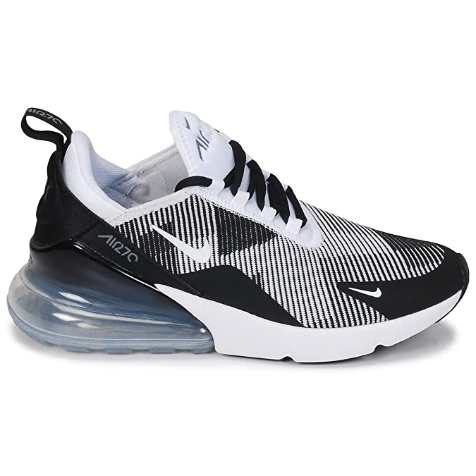 Nike Boys Air Max 270 Kjcrd (Gs) Competition Running Shoes