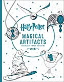 Harry Potter: Magical Artifacts Coloring Book