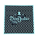 Don Julio 1942 Tequila Black And Teal Large Rubber
