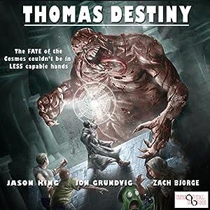 Thomas Destiny Audiobook