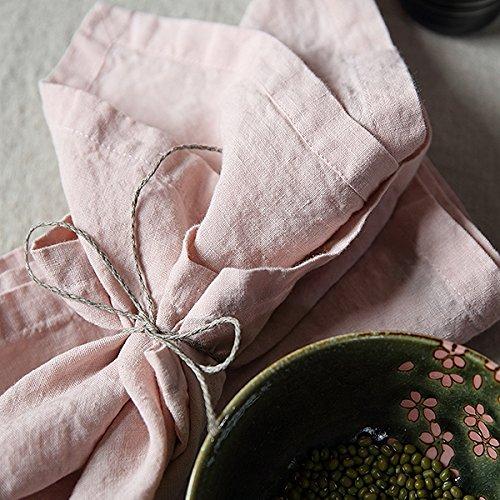 LinenMe Stonewashed Napkin Set