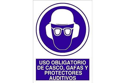 Cofan O44PL148105 Señal Poliestireno, 148 x 105 mm: Amazon.es ...