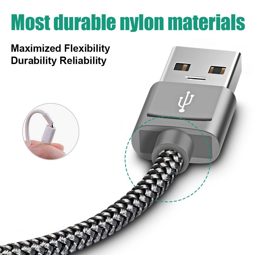USB C Kabel auf USB 3.0 Snowkids 2m USB Type C: Amazon.de ...