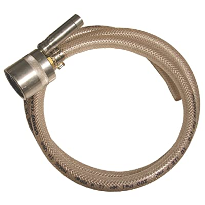 TSI Supercool 24-1496 A/C Flush Hose (Universal): Automotive