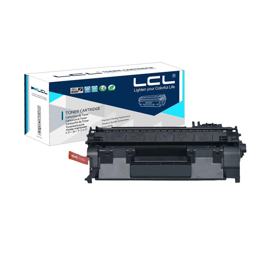LCL Compatible for Canon 119 CRG119 CRG-119 3479B001AA (1-Pack, Black) Toner Cartridge for Canon LBP6300dn/LBP6650dn/MF5870dn
