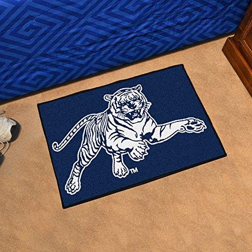 FANMATS NCAA Jackson State University Tigers Nylon Face Starter Rug