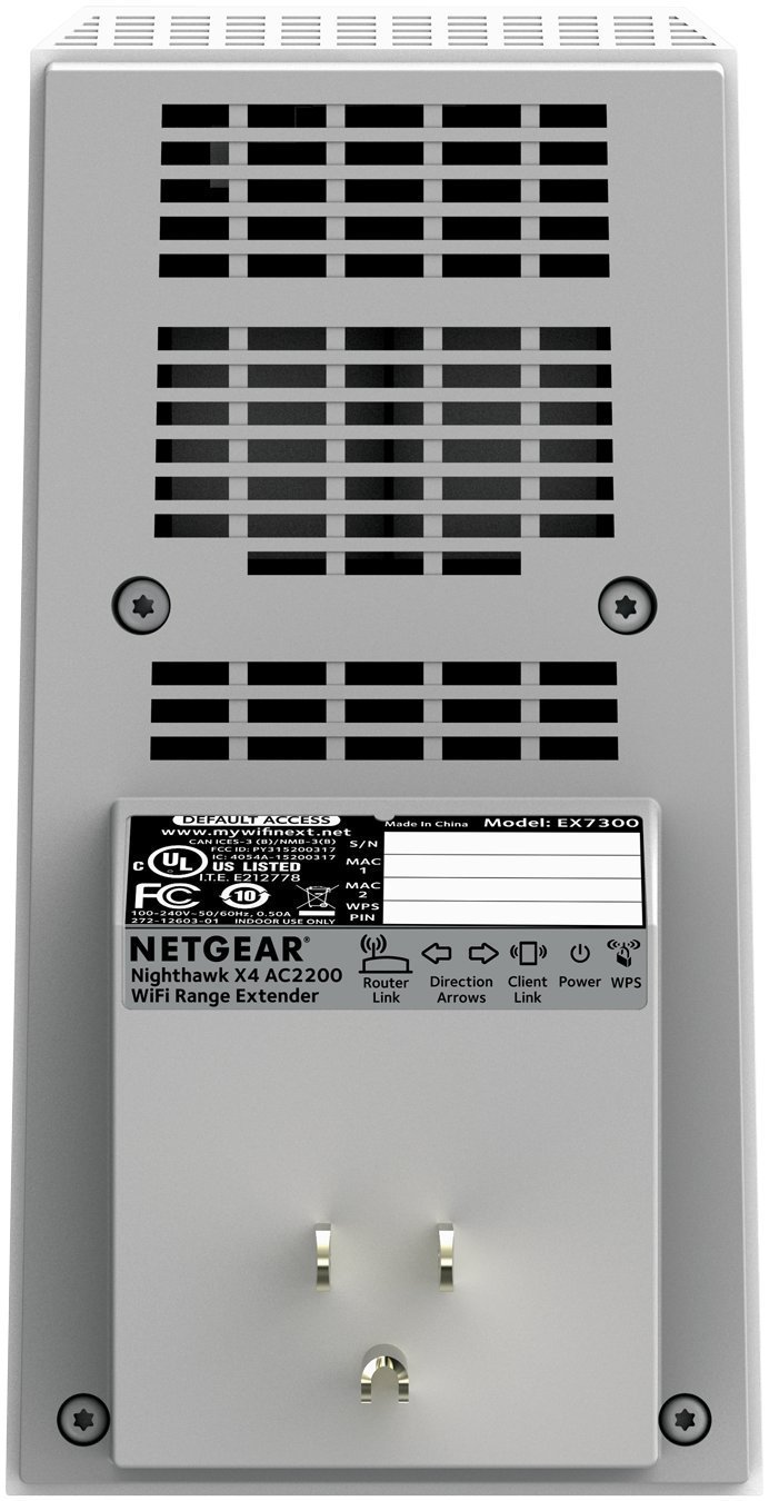 NETGEAR AC2200 Mesh WiFi Extender, Seamless Roaming, One WiFi Name, Works with Any WiFi Router. Create Your own Mesh WiFi System (EX7300) (Certified Refurbished) by NETGEAR (Image #6)