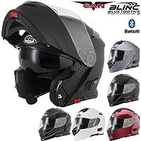 V271 BLINC Moto Motocicleta Bluetooth Cascos VCAN Modular