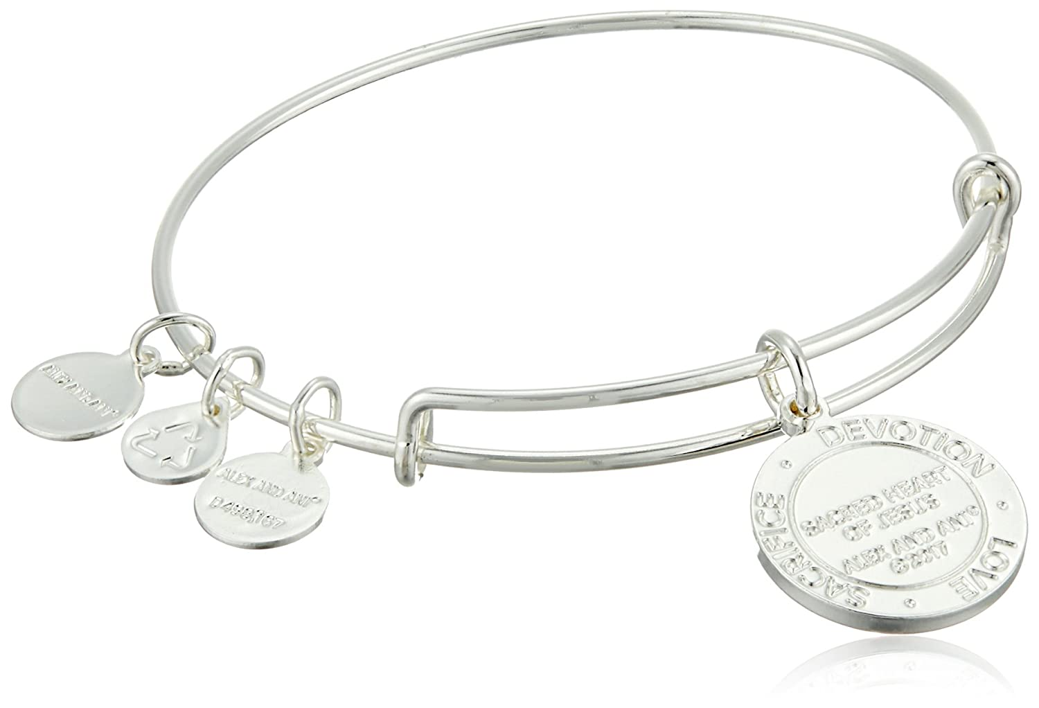 Alex Ani Womens Sacred Heart Image 2