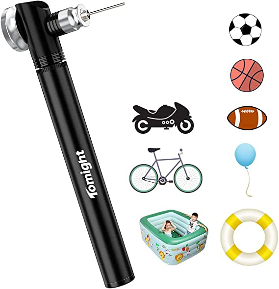 Mini Bike Air Pump /& Clamp Set Leichte Tragbare Fahrradpumpe Für MTB-Rennräder