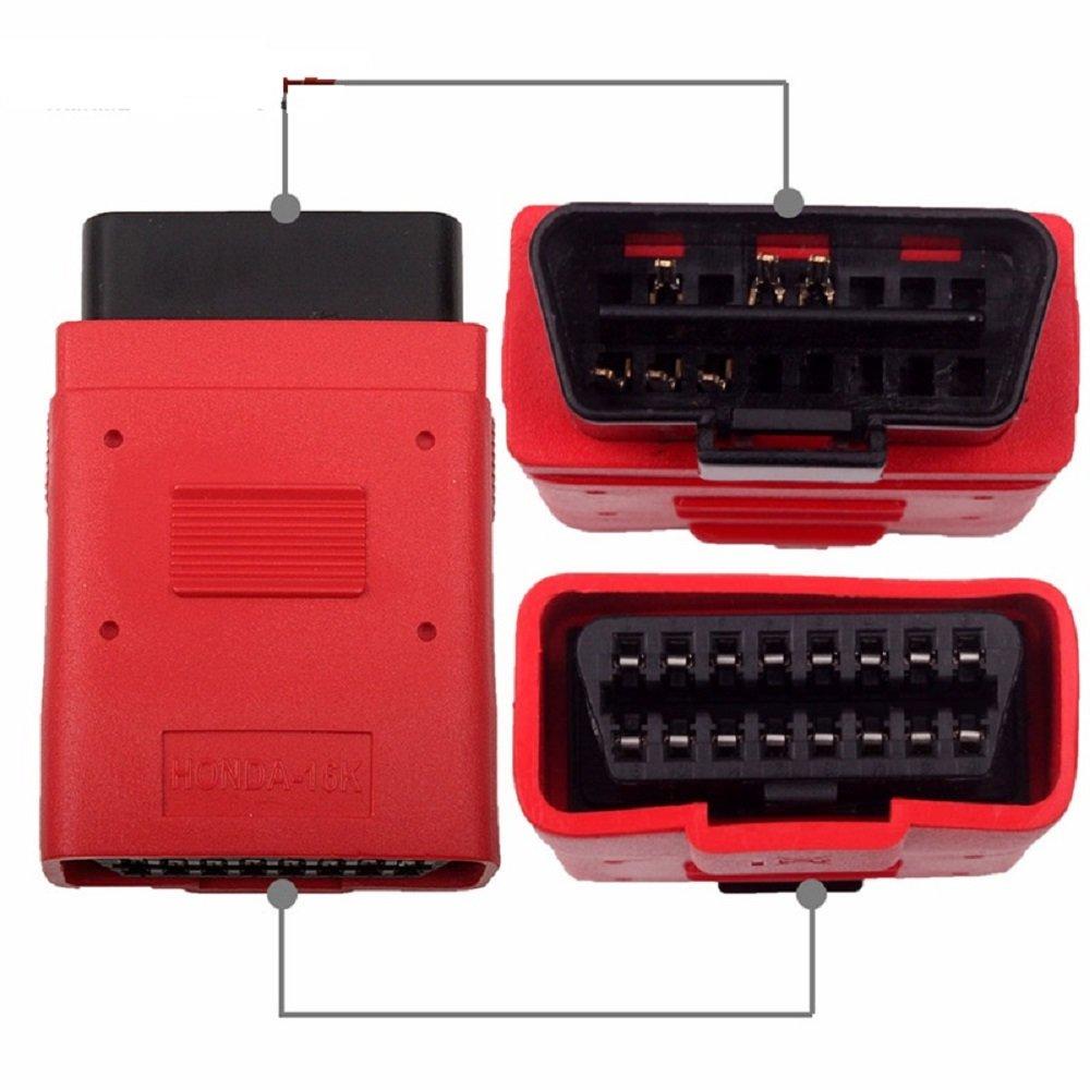 Amazon com autool reg ucandas vdm update online auto scanner wireless universal car wifi diagnostic tool with a honda adapter gift automotive