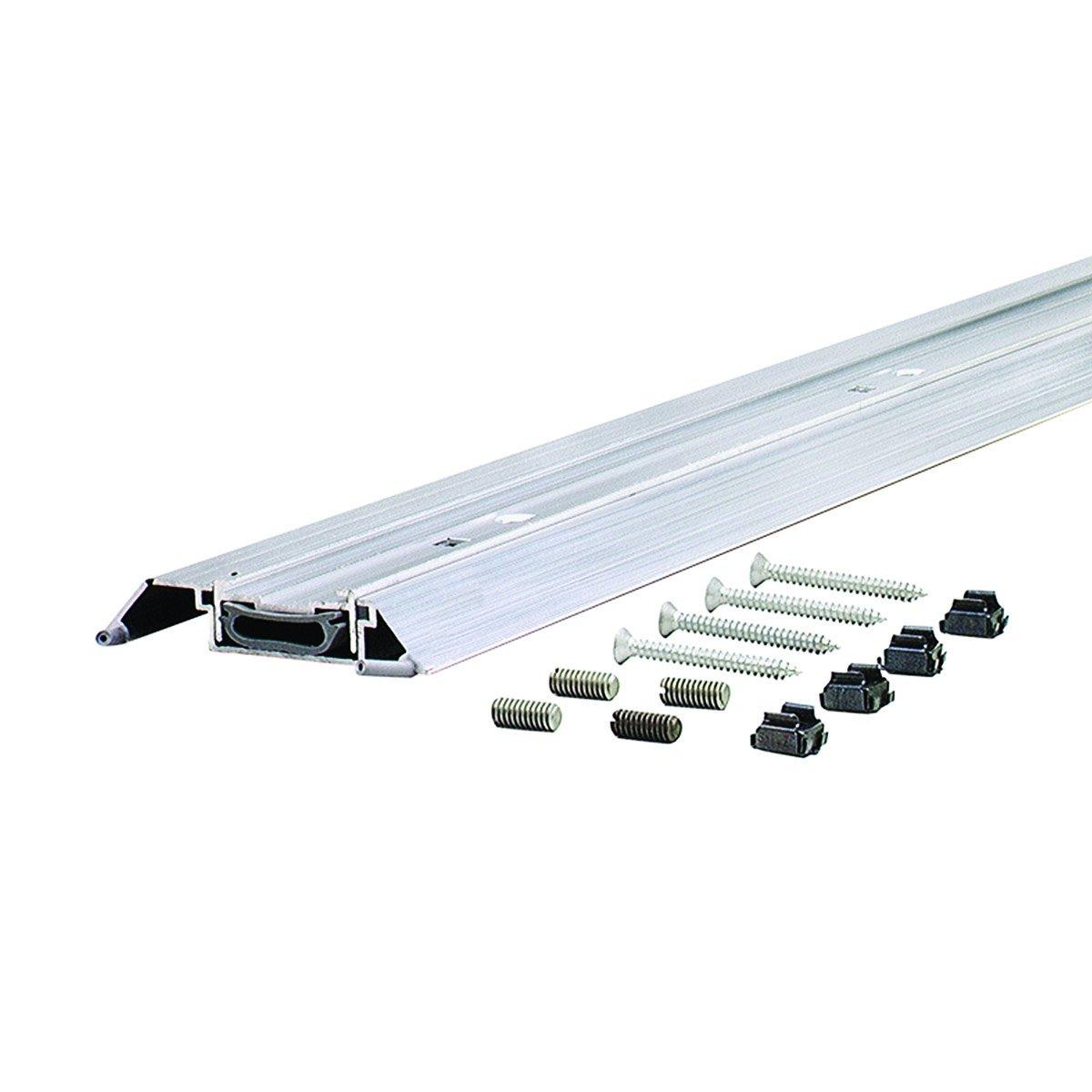 Adjustable Aluminum Door Threshold with Vinyl Seal - #99014 by Custom Door Thresholds (Image #1)