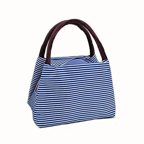 Amazon.com: UYIKEA bolsas aisladas para almuerzo, almuerzo ...