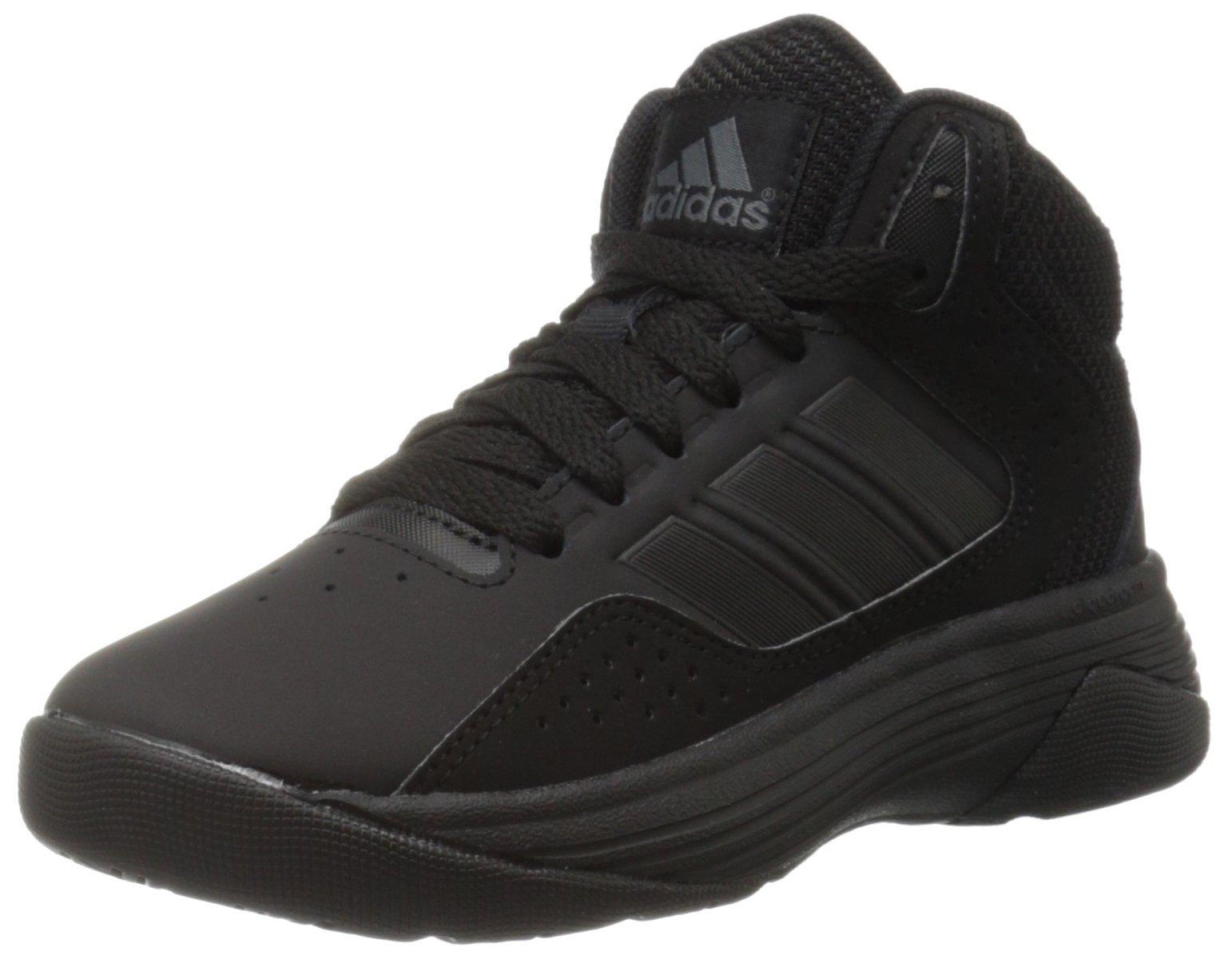8a686abc662 Galleon - Adidas Performance Boys  Cloudfoam Ilation Mid K Skate Shoe