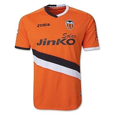 Joma Valencia C.F. - Camiseta de fútbol, 2ª equipación, 2013-14 talla M