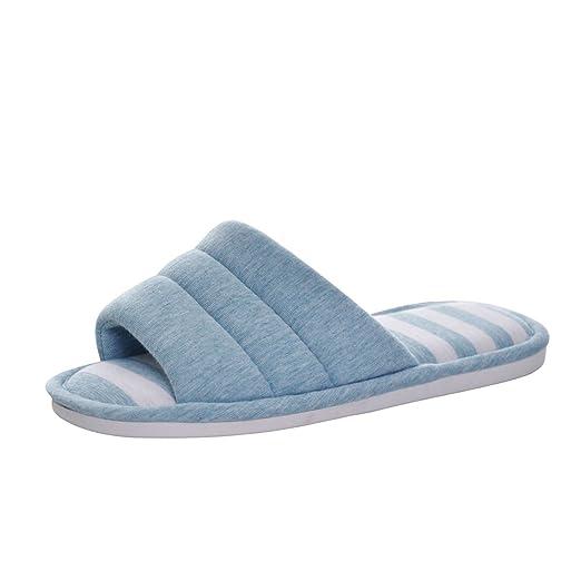 Amazon.com  Memorygou Womens House Slippers 7b31ffb43432