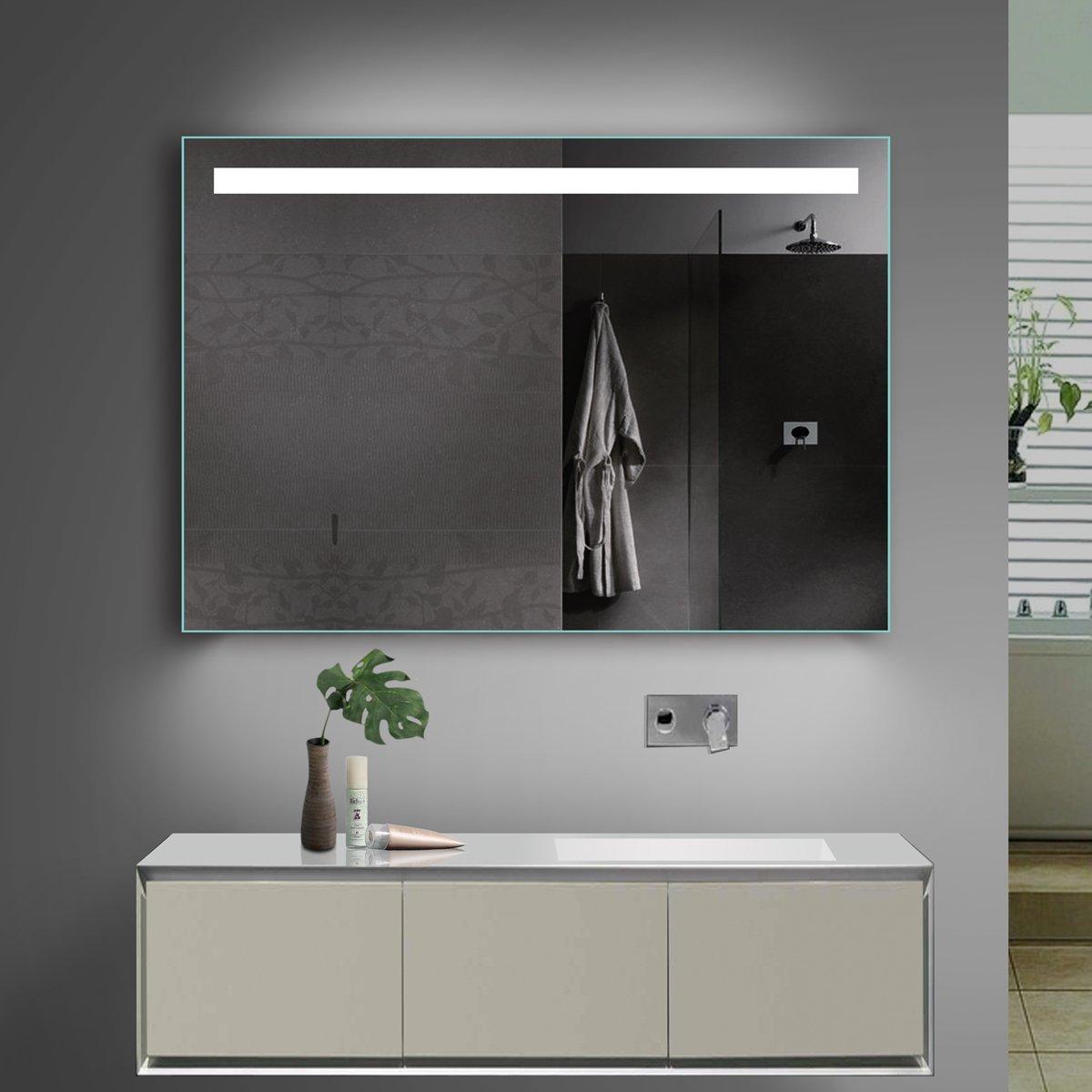 Specchio bagno 100x60 - Specchio adesivo ikea ...