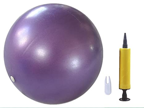 Mini pelota de fitness, para pilates yoga Gimnasio Entrenamiento ...