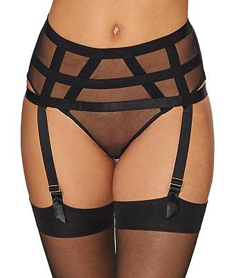 afa3c902e03 Bluebella Karolina Suspender Brief Panty (40151) at Amazon Women s ...