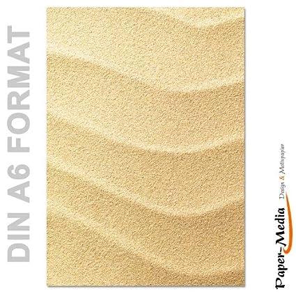 Format a6-flyer sANDWELLEN paperandpicture lot de 100 feuilles de ...