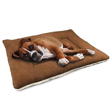 DOGJOG - Funda de cojín para Perro, Lavable, cómoda Almohadilla, Cama para Perro: Amazon.es: Productos para mascotas