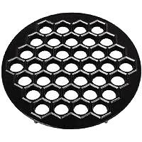Blesiya Aluminum Alloy Round Dumpling Mold 37-Hole DIY Dumplings Maker Dough Press Ravioli Bakeware Kitchen Helper