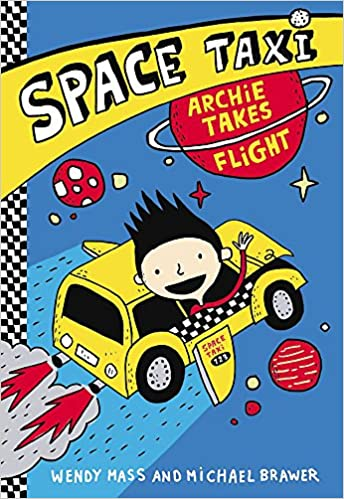 Image result for space taxi archie flight book