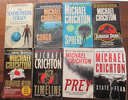 a literary analysis of rising sun by michael crichton Buy rising sun reissue by michael crichton (isbn: 9780345503107) from amazon's book store everyday low prices and free delivery on eligible orders.