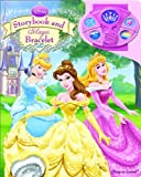 Disney Princess Storybook and Magic Bracelet, Editors of Publications International Ltd., 1412799120