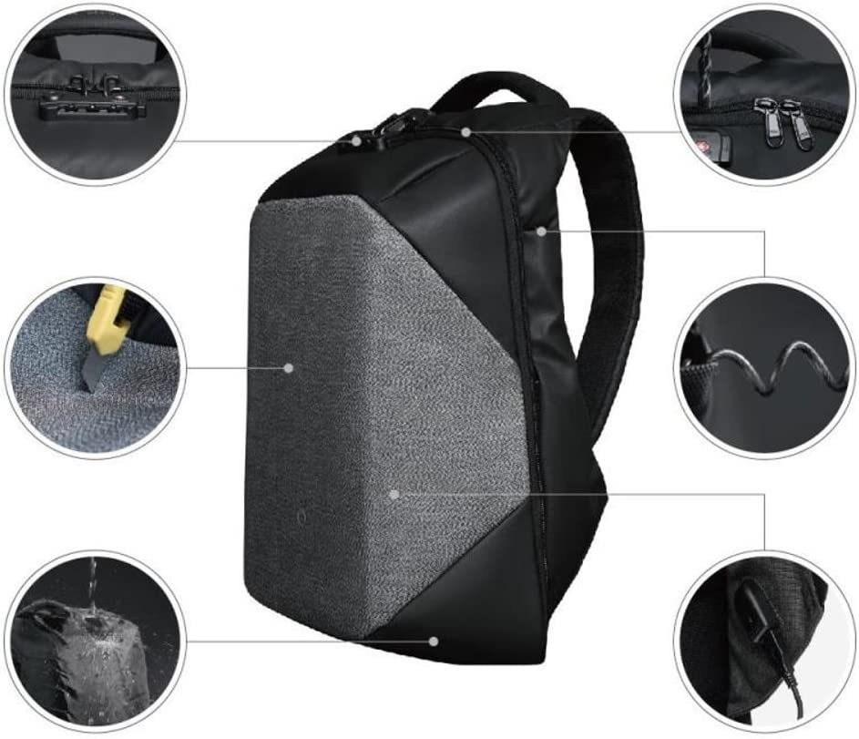 Korin Design ClickPack Pro - Anti-Theft Backpack: Amazon.es: Equipaje