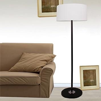 MILUCE Klassisch Modern Einfaches Wohnzimmer Stehleuchte Schlafzimmer  Nachttischlampe Nordic Creative Tuch Landing Tischleuchte ( Farbe :