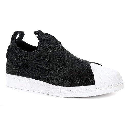 c403683688475f Adidas ORIGINALS Women s Superstar Slipon W Sneaker Running Shoe White   Adidas  Amazon.ca  Shoes   Handbags