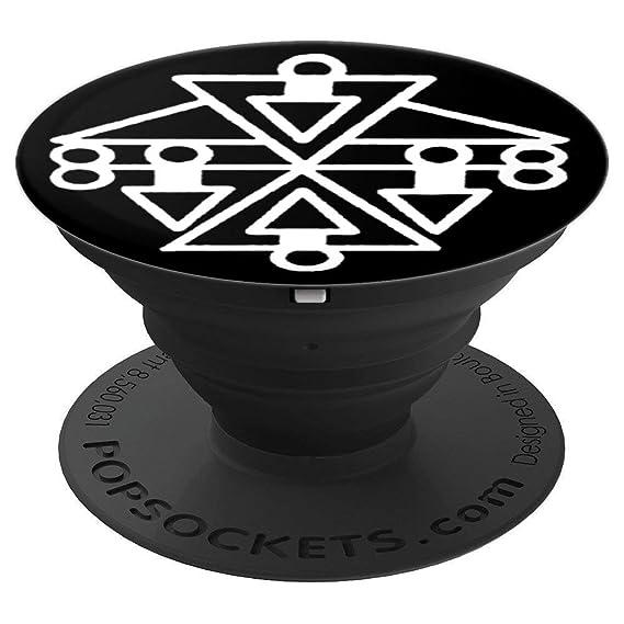 Amazon Archangel Raziel Sigil Black Popsockets Grip And Stand