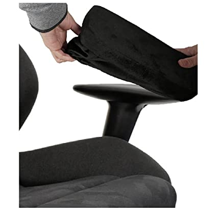 ZIRAKI Memory Foam Chair Armrest Pad Comfy Office Chair Arm Rest Cover for Elbows and  sc 1 st  Amazon.com & Amazon.com: ZIRAKI Memory Foam Chair Armrest Pad Comfy Office Chair ...