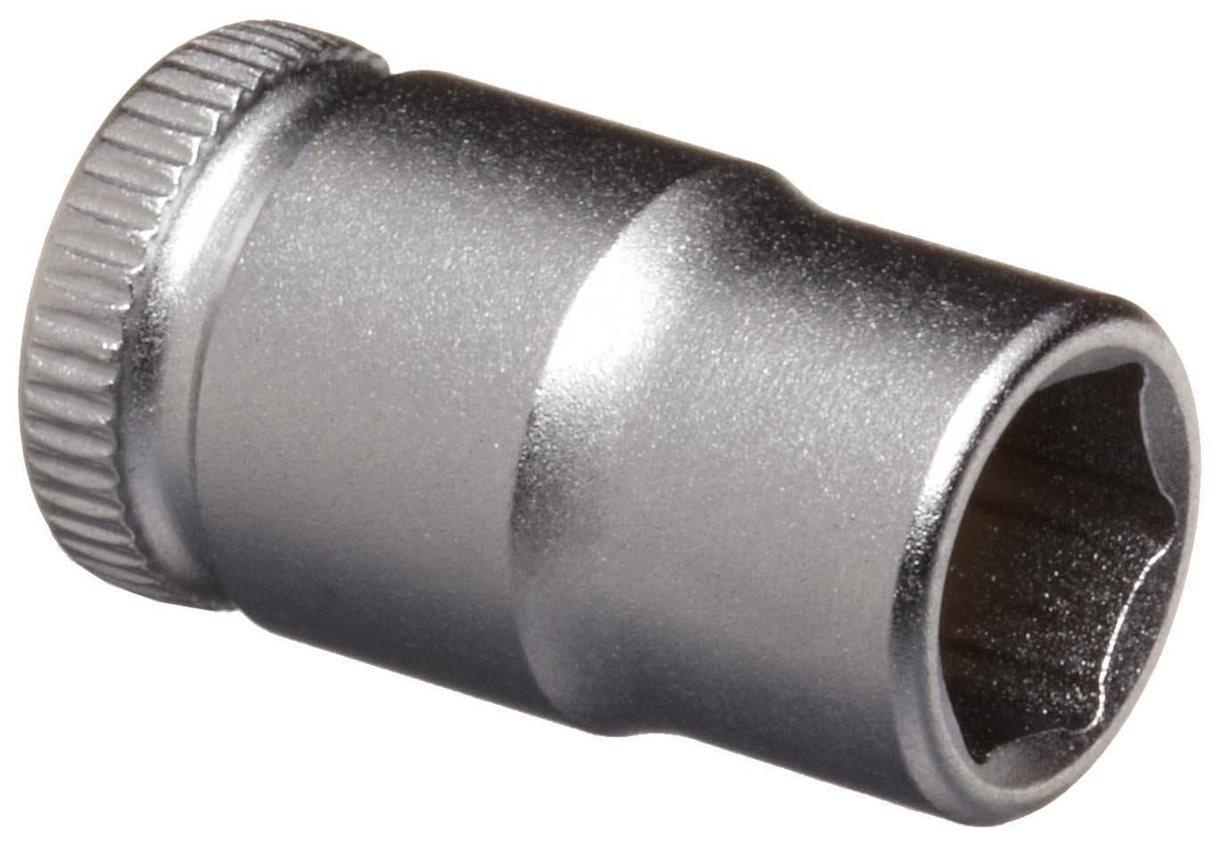 Hex Head 7//16-Inch x Length 23mm Wera Zyklop 8790 HMA 1//4-Inch Socket