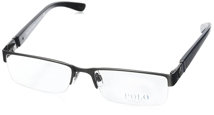 Amazon.com: Polo ph1117 Eyeglasses, Gunmetal, 56mm: Shoes