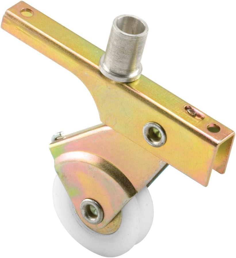Sliding Patio Door Wheel with adjuster screw Steel 4 qty