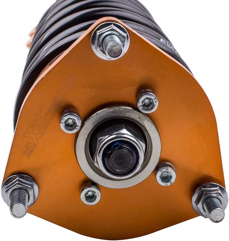 Height Coilovers Struts for Nissan Sentra 2000-2006 Coil Spring Suspension Shocks Absorber Adj